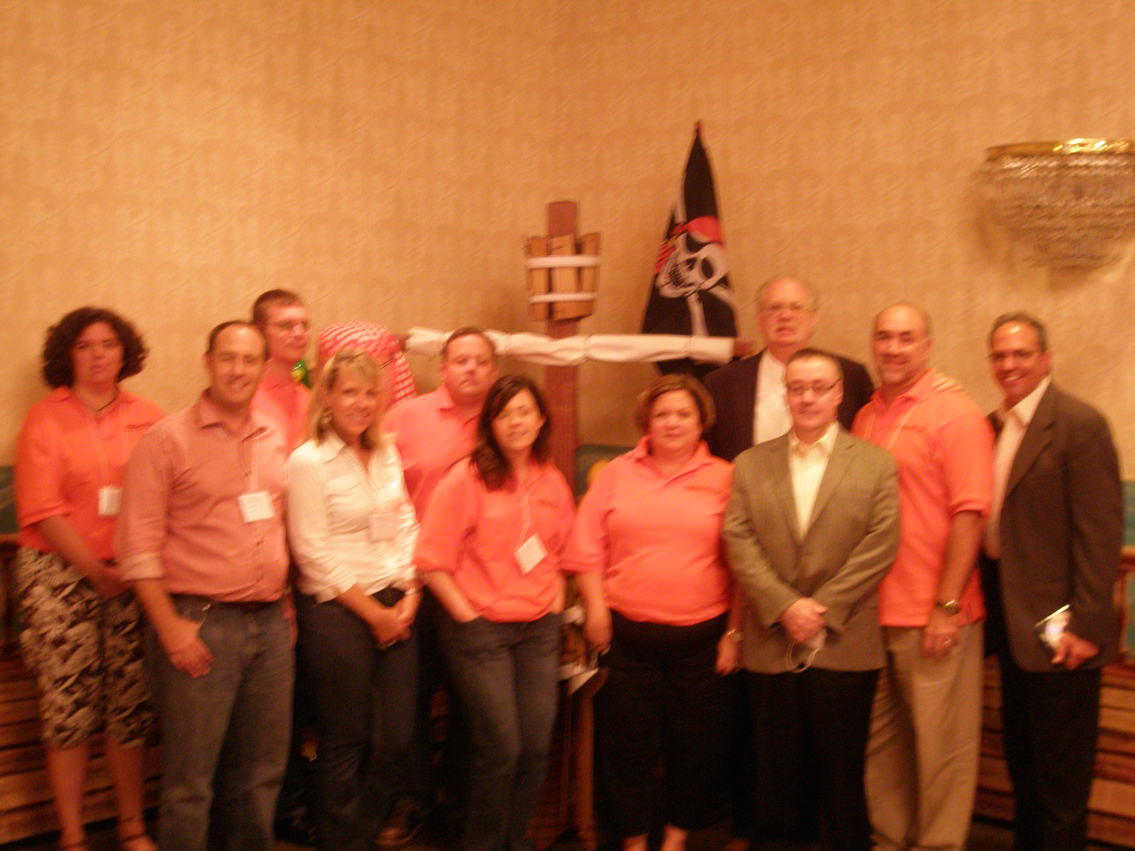Dan Kennedy visits Cleveland chapter