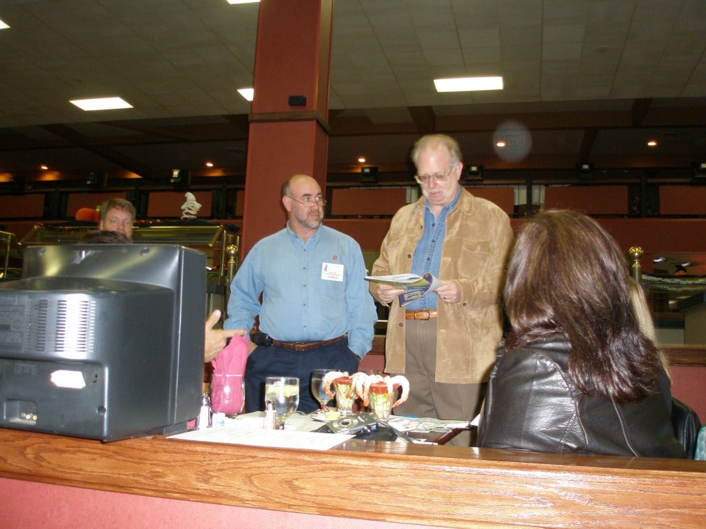Dan Kennedy at 2 year Chapter celebration