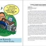 Dan Kennedy Look Over My Shoulder newsletter