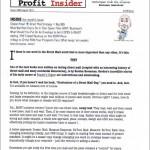 Jerry Jones newsletter