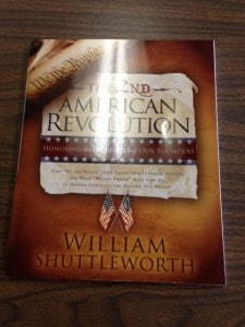 William Shuttleworth's The 2nd American Revolution