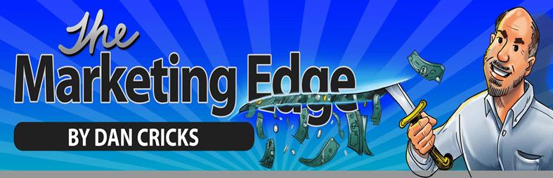 The Marketing Edge by Dan Cricks