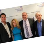 James Malinchak, Donna Krech, Dan Cricks, Steve Cook