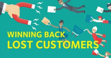 What To Do About Those Lost Customers?